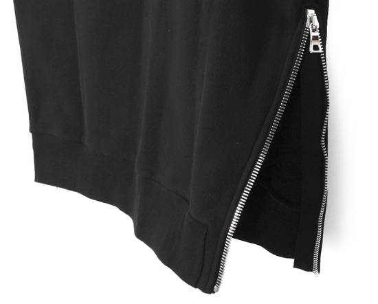 Balmain Original Balmain Hooded Black Men Sleeveless Sweatshirt Top Vest in size M Size US M / EU 48-50 / 2 - 4