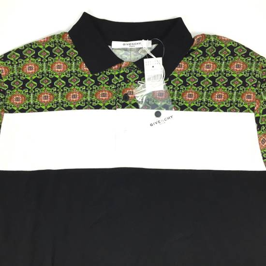 Givenchy Persian Carpet Print Polo Shirt NWT Size US S / EU 44-46 / 1 - 4