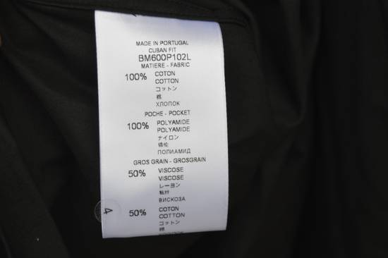 Givenchy Black Metal Ring Pocket Shirt Size US L / EU 52-54 / 3 - 7