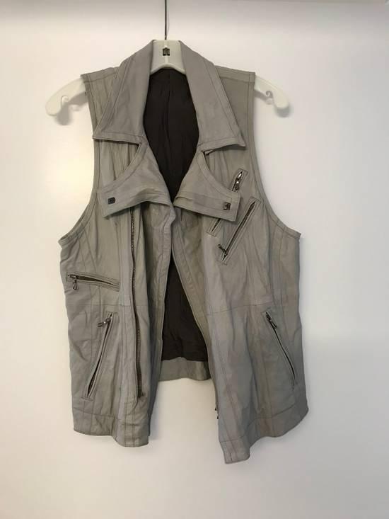 Julius Lamb Skin Rider Vest Size US S / EU 44-46 / 1 - 1