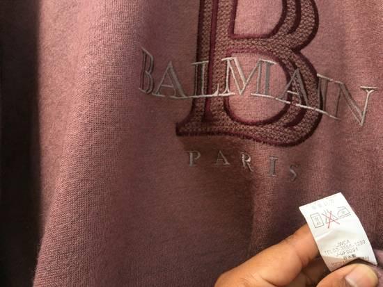 Balmain Vintage Pierre Balmain Paris Big Logo Embroidered Size US M / EU 48-50 / 2 - 10