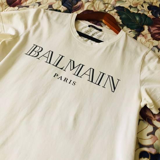 Balmain BALMAIN PARIS Vintage Logo T Shirt COMME DES VUITTON YSL Size US S / EU 44-46 / 1 - 3