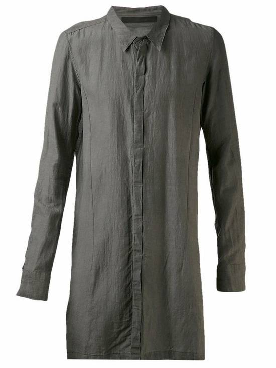 Julius Long Linen Shirt Size US M / EU 48-50 / 2