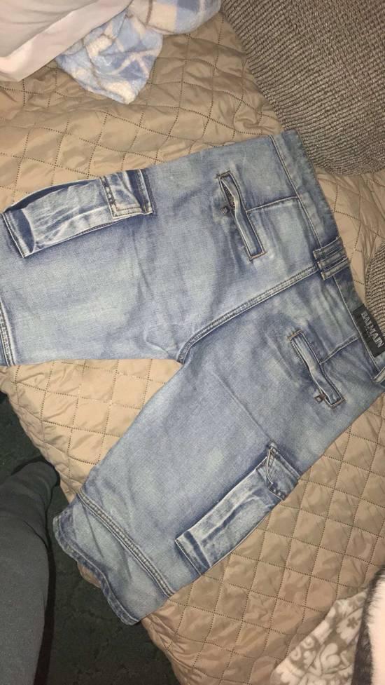 Balmain Balmain Denim Shorts Size 32 Size US 32 / EU 48 - 3