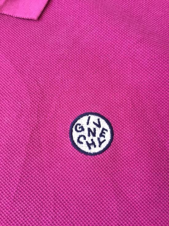Givenchy Trademark Logo Magenta Polos Size US S / EU 44-46 / 1 - 3