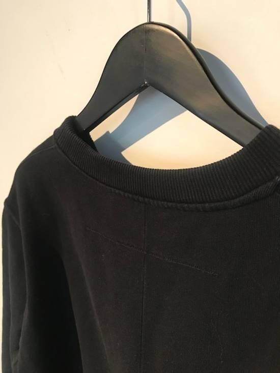 "Givenchy Givenchy ""Love"" Printed Black Sweatshirt Size US M / EU 48-50 / 2 - 3"