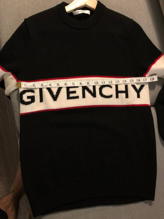 Givenchy Logo stripe wool sweater Size US XS / EU 42 / 0 - 6
