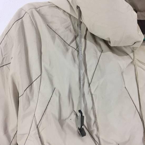 Balmain LUXURY!! BALMAIN Paris Monogram Down Jacket Puffer Jacket / Fall & Winter Hypebeast Jacket / Balmain Raincoat Size US L / EU 52-54 / 3 - 8