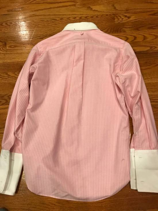 Thom Browne Pink French Cuff Shirt Size US S / EU 44-46 / 1 - 7