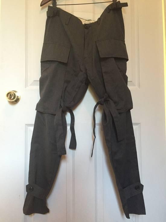 Julius Wool Paratroopers Size US 32 / EU 48