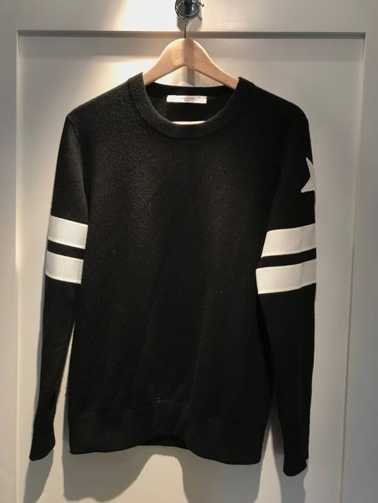 Givenchy Givenchy Black Cashmere Sweater Size US S / EU 44-46 / 1