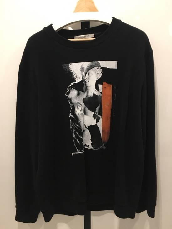 Givenchy Statue Print Sweatshirt Size US XL / EU 56 / 4