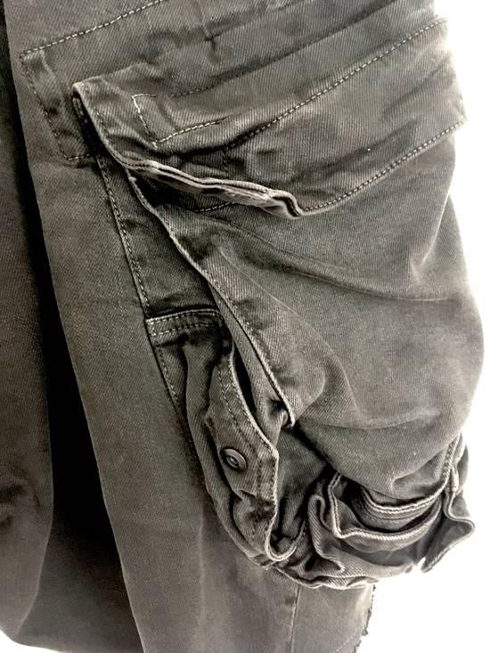 "Julius ""Glitch"" Gasmask Cargo Shorts SZ 4 Size US 36 / EU 52 - 2"
