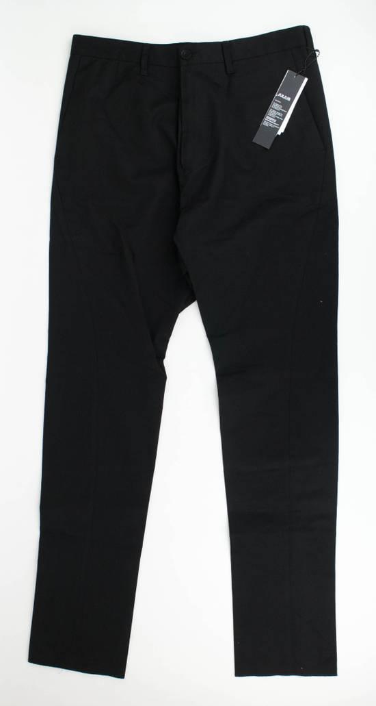Julius 7 Black Skinny Woven Pants Size M Size US 34 / EU 50 - 2