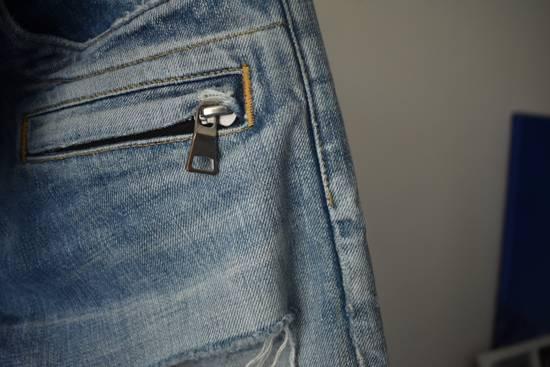 Balmain Balmain Biker Denim Jeans Size 33 Size US 33 - 10