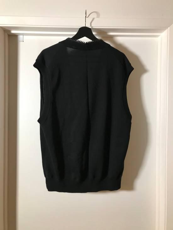 Givenchy Vest With Zipper Collar Size US XL / EU 56 / 4 - 1