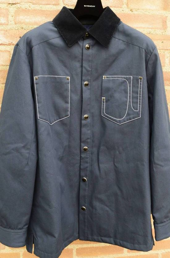 Givenchy Givenchy $1390 Corduroy Collar Cotton Jacket Size 48 Brand New Condition Size US M / EU 48-50 / 2