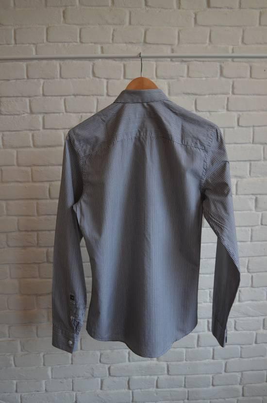 Givenchy Givenchy black and white pinstripe dress shirt Size US S / EU 44-46 / 1 - 4
