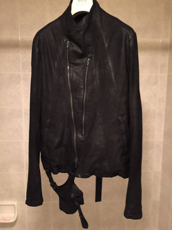 Julius GUN HOLDER LEATHER JACKET Size US L / EU 52-54 / 3