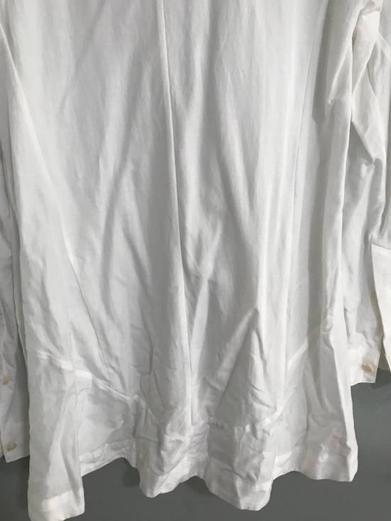 Julius AW14 no collar long shirt Size US M / EU 48-50 / 2 - 6