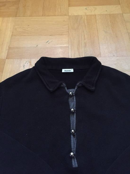 Balmain Knit with collar Size US XL / EU 56 / 4 - 4