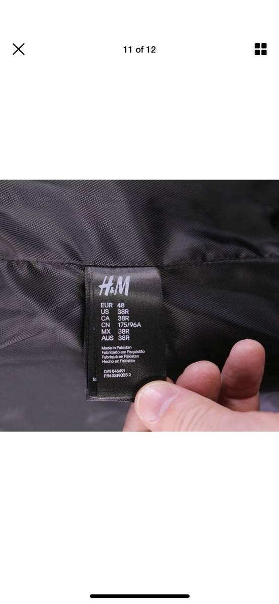 Balmain H&M x Balmain Red Leather Biker Jacket Size US S / EU 44-46 / 1 - 7
