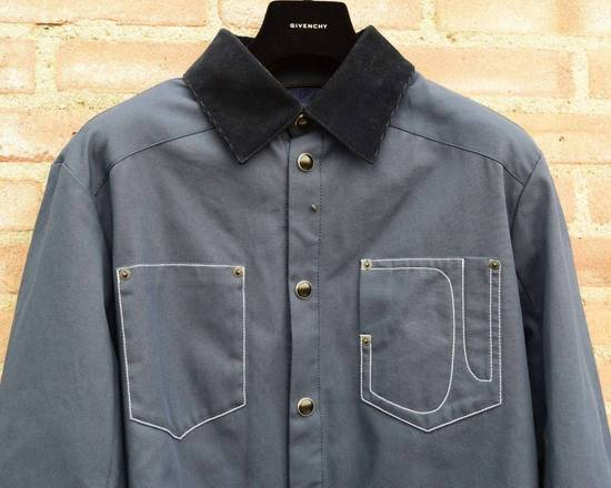 Givenchy Givenchy $1390 Corduroy Collar Cotton Jacket Size 48 Brand New Condition Size US M / EU 48-50 / 2 - 1