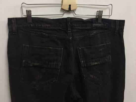 Julius Need Gone Today!! Julius 08 Autumn And Winter Collection J Cut Denim Jeans Size US 36 / EU 52 - 7