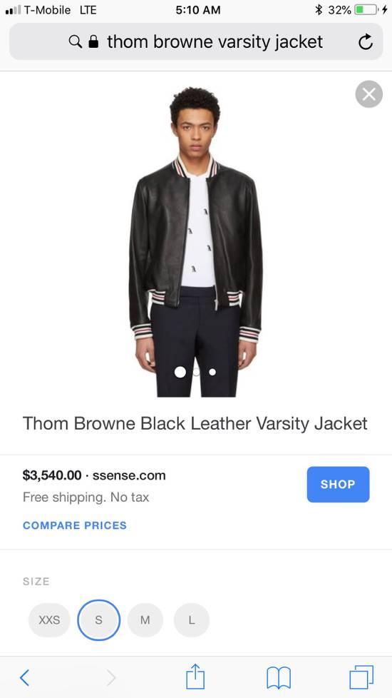Thom Browne Thom Browne Varsity Rare Two Tone Jacket Size US S / EU 44-46 / 1 - 4