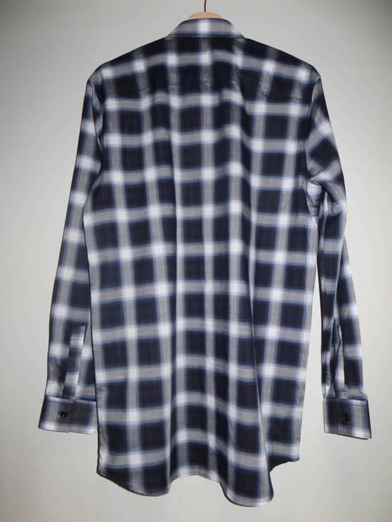 Givenchy Contrast check shirt Size US M / EU 48-50 / 2 - 5