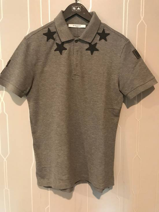 Givenchy Givenchy Star Patch Polo Size US M / EU 48-50 / 2