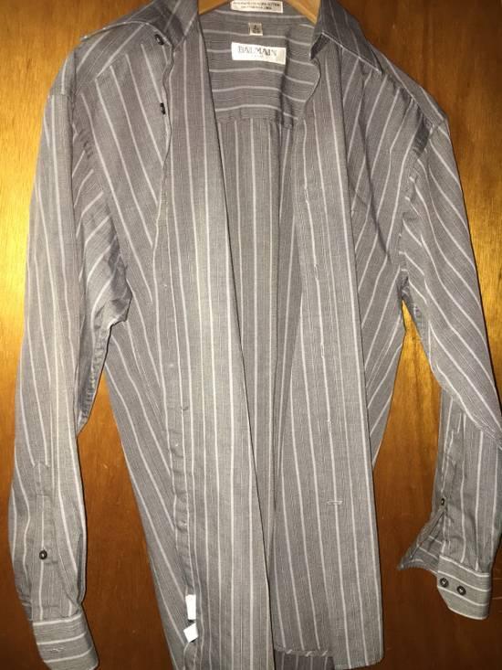 Balmain Balmain Long Sleeve Button Up Size US S / EU 44-46 / 1 - 2