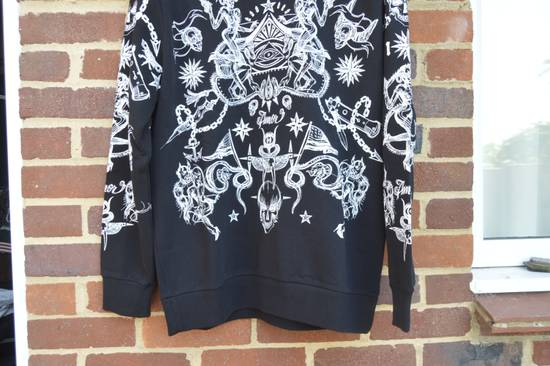 Givenchy Tattoo Print Sweater Size US L / EU 52-54 / 3 - 4