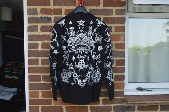 Givenchy Tattoo Print Sweater Size US L / EU 52-54 / 3 - 7