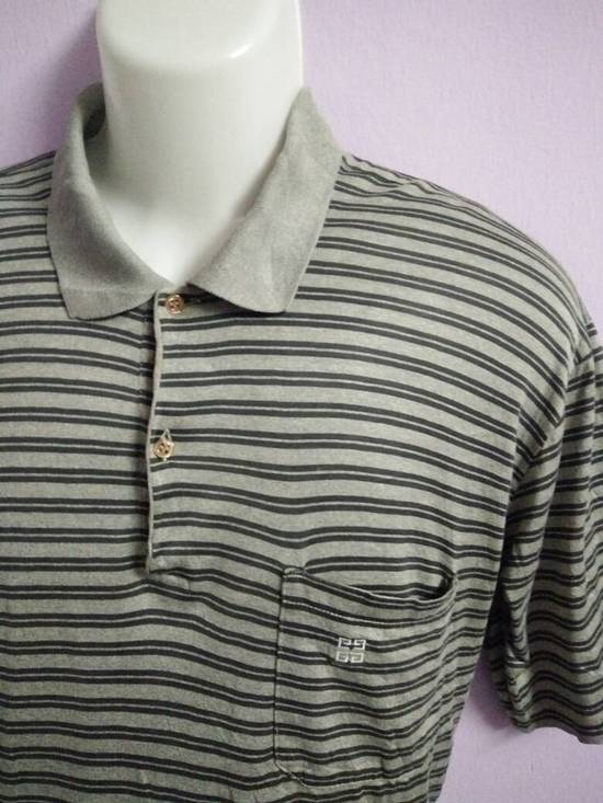 Givenchy Vintage Givenchy Polo Shirt GENTLEMAN PARIS LABEL Made in Italy Single Pocket Size US M / EU 48-50 / 2 - 8