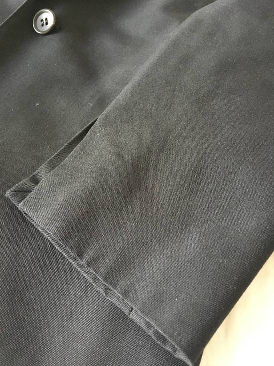Julius Rare Japan made black fine wool tailored jacket in excellent condition Size 38R - 9
