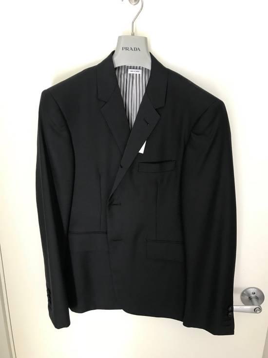 Thom Browne Black Blazer Jacket Size 38R - 7