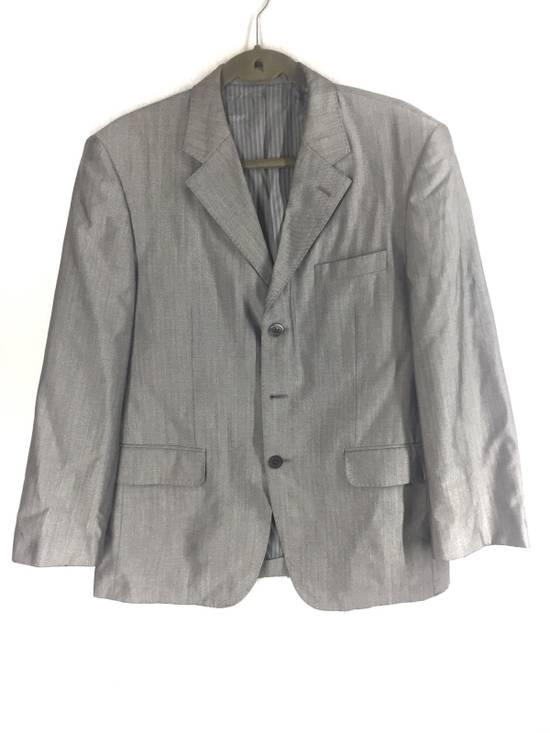 Balmain Grey Balmain Paris Coat Size 40L - 1