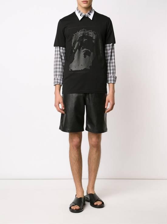 Givenchy $450 Givenchy Jesus Christ Print Rottweiler Cuban / Slim Fit T-shirt size XL (M) Size US M / EU 48-50 / 2 - 4
