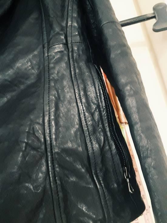 Julius FW11 Runway Thick Lamb Jacket sz2 fits 46-48 Size US S / EU 44-46 / 1 - 7