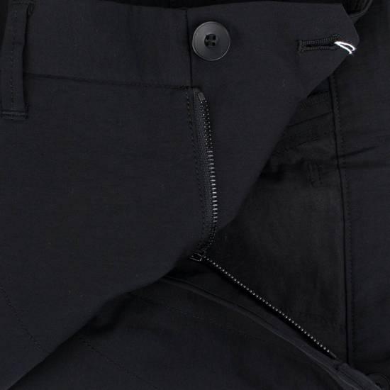 Julius 7 Black Cotton Blend Casual Trousers Pants Size 2/S Size US 32 / EU 48 - 2