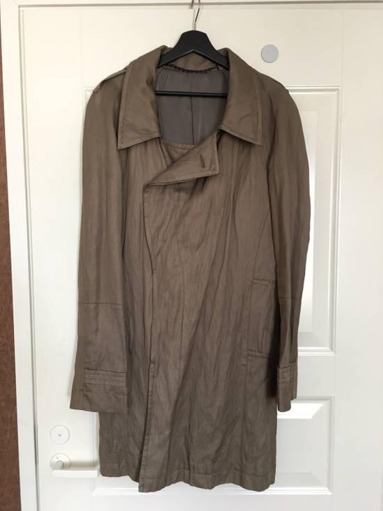 Julius AW2007 Khaki Light Jacket Size US M / EU 48-50 / 2