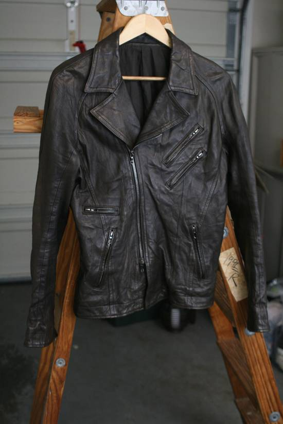 Julius LAST DROP: SS09 Lambskin Double Rider Size US M / EU 48-50 / 2 - 2