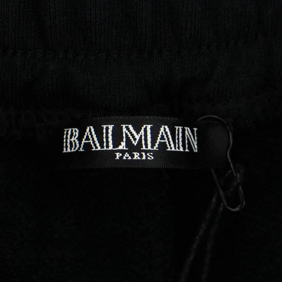 Balmain Men's Black Cotton Blend Leggings Biker Pants Size Small Size US 32 / EU 48 - 5