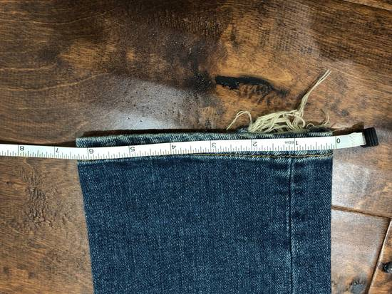 Balmain Balmain Destroyed Slim Fit Biker Jeans Size US 32 / EU 48 - 15