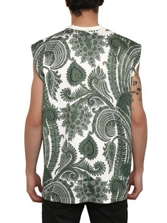 Givenchy GIVENCHY paisley 74 tank top muscle shirt oversized Columbian fit TYGA Size US S / EU 44-46 / 1 - 1