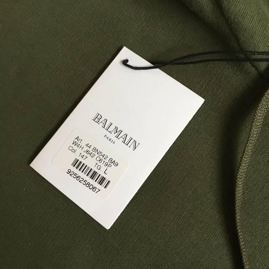 Balmain Side-Zip Hoodie Size US L / EU 52-54 / 3 - 4