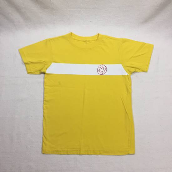 8a263663302744 Odd Future Yellow Tee With White Stripe And Donut Size s - Short ...