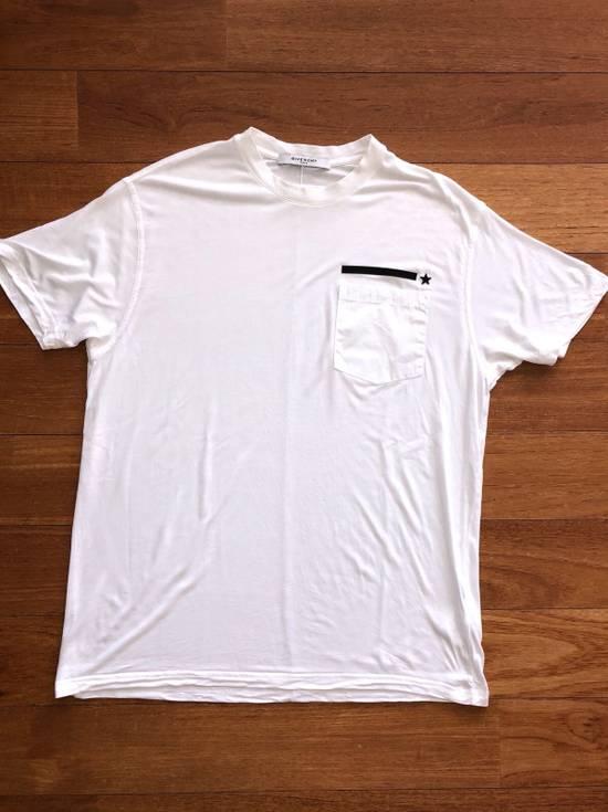 Givenchy Cuba Fit T-shirt White Size US XS / EU 42 / 0 - 1