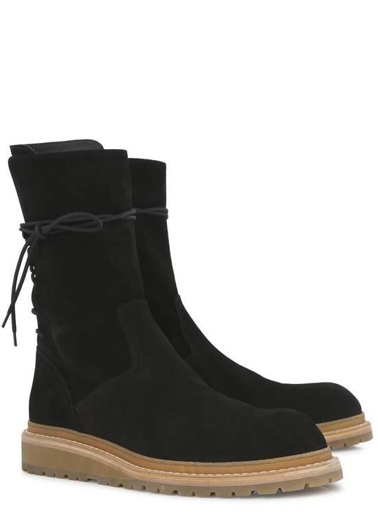 Ann Demeulemeester Suede Boots RRP £845 Size US 8 / EU 41